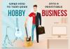 bisnis dari hobi
