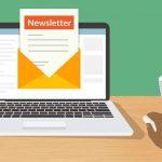 membuat email newsletter yang profesional untuk pelanggan