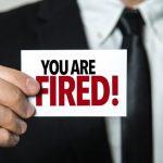 contoh karyawan yang harus dipecat