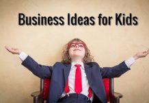 ide bisnis untuk anak kecil